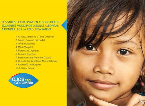 ojos por Colombia2