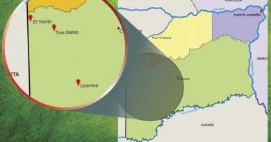 Se 'cocina' la creación del nuevo municipio de Vichada