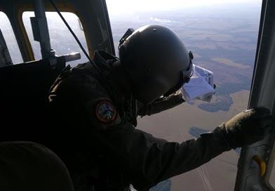 Fuerza Aérea Colombiana lidera campaña de desmovilización en Vichada y Guainía