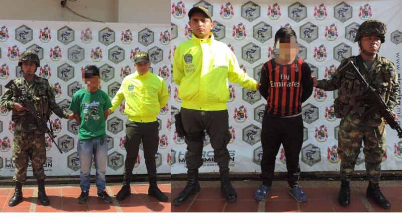 Capturan dos personas por delito de homicidio en Cumaribo