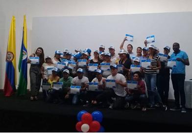 Habitantes de Inírida reciben certificación en 'Emprendedor TIC Regional'