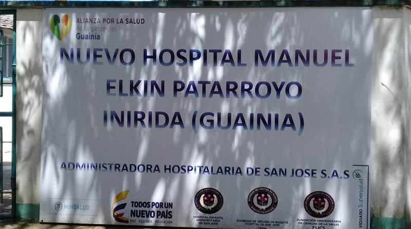 Denuncian irregularidades en la prestación del servicio del hospital Manuel Elkin Patarroyo, de Inírida