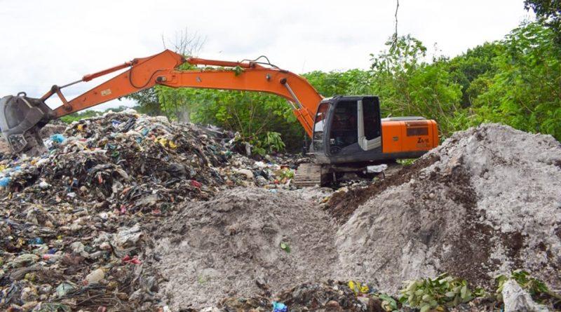 Inician plan de cierre, clausura y recuperación ambiental del botadero de basura de Inírida
