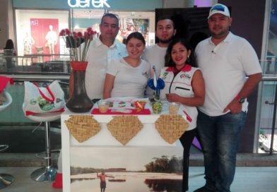 Inírida presente en Expotour 2019 en Pereira