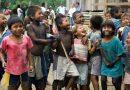 Así celebrarán los niños de la comunidad de Chorrobocón, su día