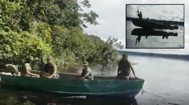 Continúa la violencia e injerencia de la guardia venezolana en territorio colombiano