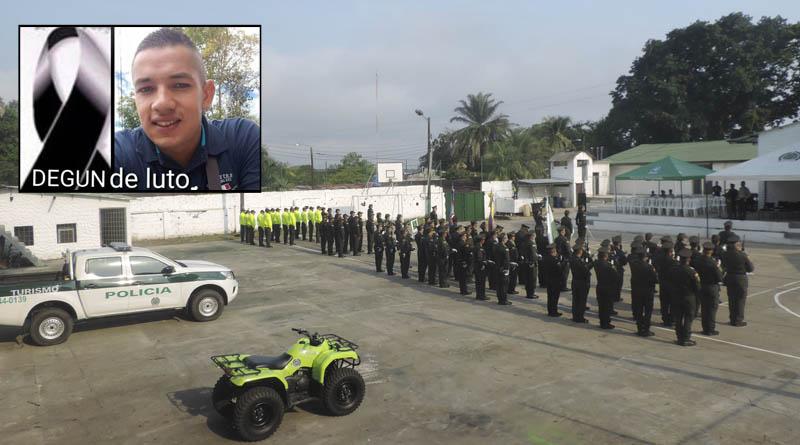 Suicidio de un patrullero tiene de luto a la Policía de Guainía