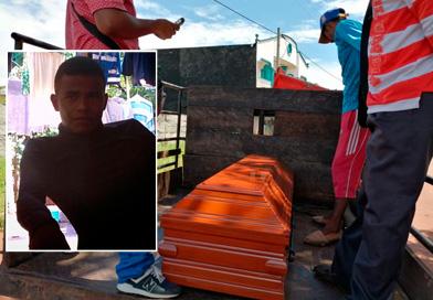 Familiares identificaron a una de las personas asesinadas en Piedras de Custodio (Puerto Carreño)