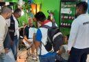 Grupo Especial Migratorio verifica condición laboral de extranjeros en Inírida