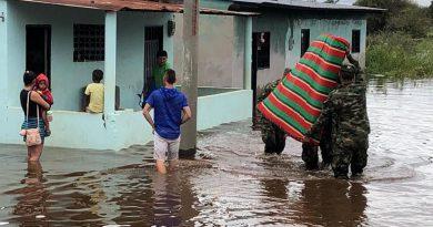 ¡BUENAS NOTICIAS! El nivel del río Orinoco está bajando