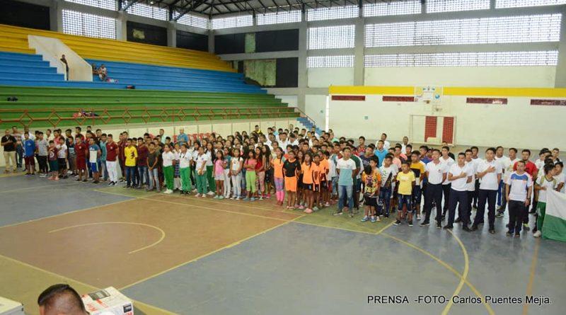 Finalizaron 'Juegos Departamentales Supérate Intercolegiados 2019' en Inírida
