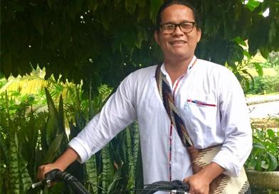 """Leonardo Ladino: «Un 'guainiano' ambientalista que protege derechos"""""""