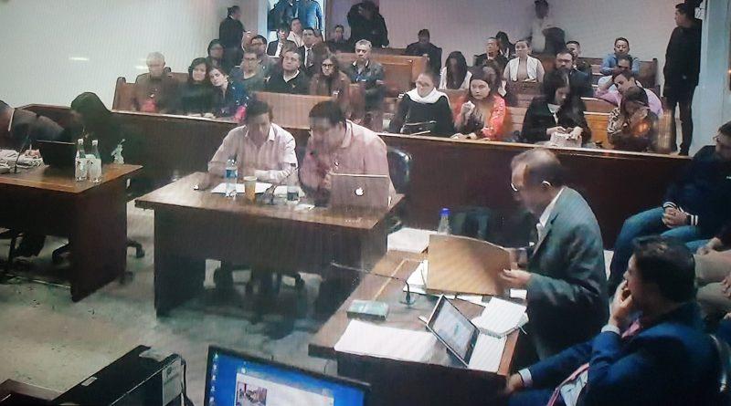 Alcalde Camilo Puentes no aceptó cargos y fue enviado a la cárcel La Picota