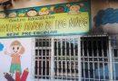 Voraz incendio arrasó con un centro educativo pre- escolar en Puerto Carreño