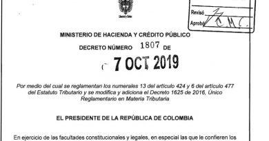 MinHacienda emitió decreto que elimina el IVA a productos que se comercialicen en Guainía y Vichada