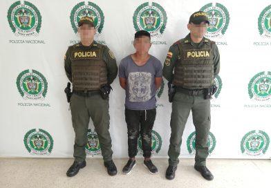 Estos son los resultados operacionales de la Policía Guainía durante la última semana