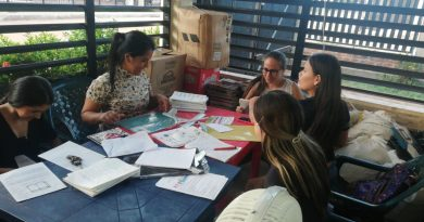 Jornada de recolección y reutilización de cuadernos para niños vulnerables se lleva a cabo en Puerto Carreño