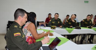 Instituciones se articulan para trabajar por la seguridad en Guainía