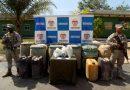 Armada Nacional incautó 150 kilos de coltán en Vichada
