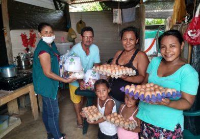 ICBF entregará casi 4.000 canastas nutricionales reforzadas entre Guainía y Vichada