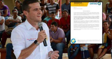 Gensa dice no poder suspender cobro de energía en Inírida; Cuenca le responde