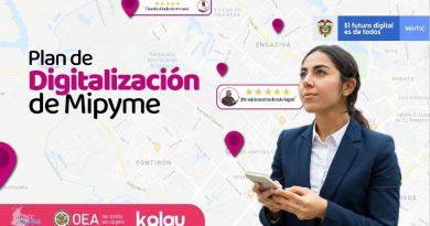 MinTic ofrece páginas web gratis a microempresarios de la región