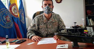 Brigada N° 5 de Infantería de Marina en Puerto Carreño, tiene nuevo comandante