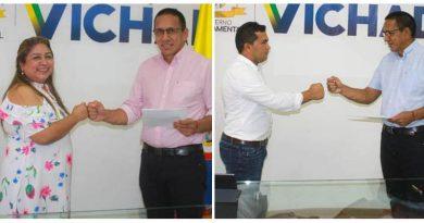 Gobernación de Vichada tiene nuevos secretarios de despacho