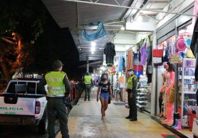 Las acciones de la Policía para garantizar tranquilidad durante el fin de semana