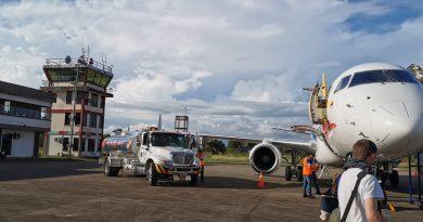 Aeropuertos de Inírida y Puerto Carreño cumplen con protocolos de bioseguridad