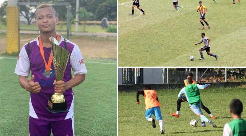 El vichadense que busca un cupo en la Selección Colombia sub-17