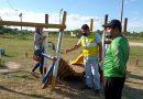 Breve: Alcaldía de Puerto Carreño desmontará parque infantil del barrio Santa Teresita