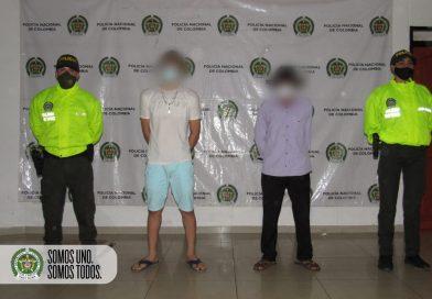 Policía desarticula grupo delincuencia en Puerto Carreño