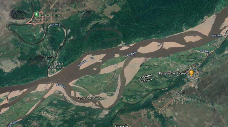 Autoridades de Vichada y Casanare solicitan la construcción de un puente sobre el río Meta