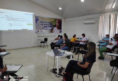 SENA capacitó al personal de la salud de Guainía, en manejo de vacunas contra el COVID-19