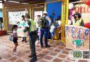 Policía acompañó regreso a clases en colegios que entraron en alternancia