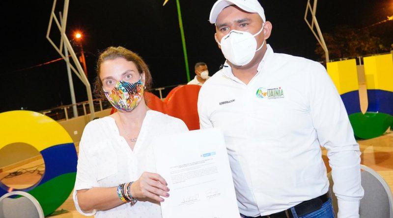 """""""Mi experiencia ha sido deficiente"""": ministra de las TIC en su visita a Guainía"""