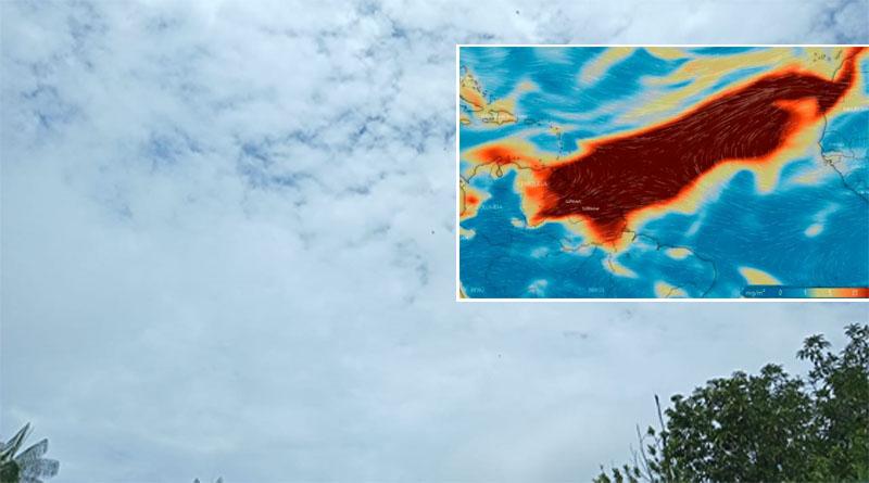 Esto es lo que debe saber sobre la nube de dióxido de azufre que afecta a Guainía y Vichada