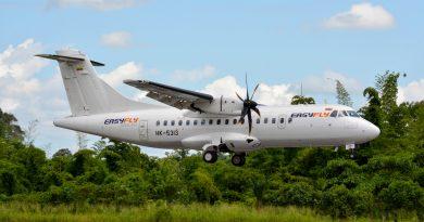 Easyfly aterriza en Inírida el próximo fin de semana, y en junio en Puerto Carreño