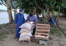 Gobernación de Guainía entregó kits de pesca y gallinas ponedoras a campesinos e indígenas