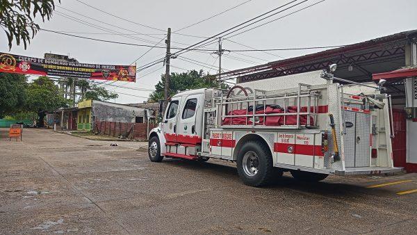 Hace 50 años: Así nació el cuerpo de bomberos de Inírida | Noticias de Buenaventura, Colombia y el Mundo