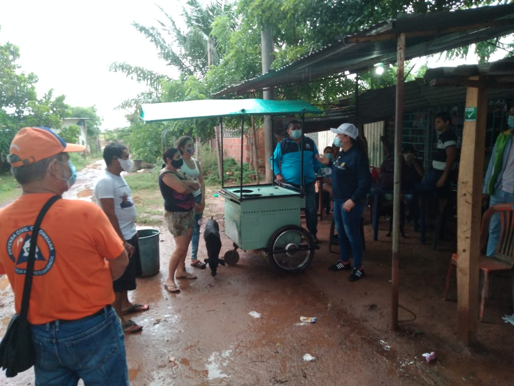Por nivel del Orinoco, alerta naranja en Puerto Carreño - Noticias de Colombia