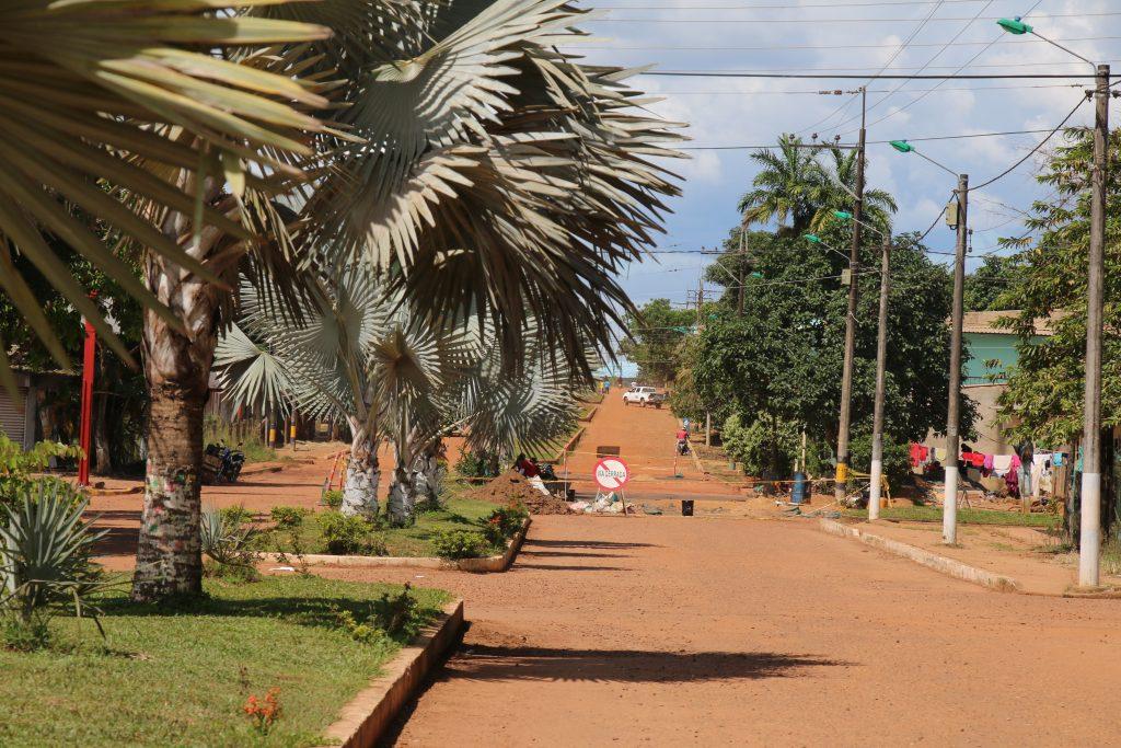 Calle Cumaribo