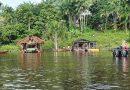 Suspender la minería ilegal, el llamado de autoridades indígenas de la cuenca media-alta del río Inírida