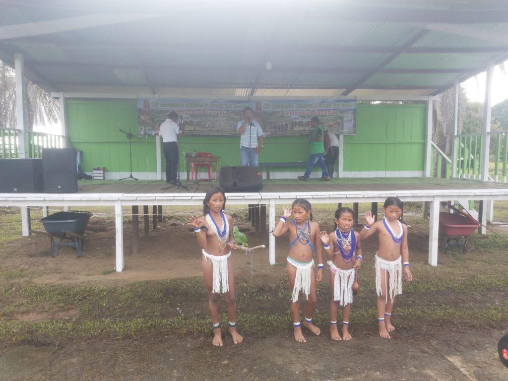 Inició en Sarrapia el 'Encuentro cultural y Sirena del Bocón' - Noticias de Colombia