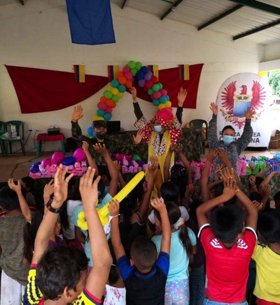 Breve: Familias indígenas de Güerima se beneficiaron de una jornada de salud - Noticias de Colombia