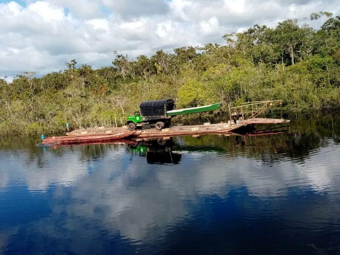 Continúan los retrasos en obras del puente de Caño Pato - Noticias de Colombia