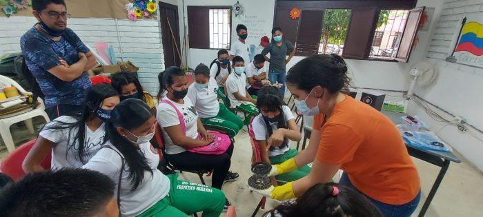 La apuesta de la Corporación CDA por la conservación de las serpientes - Noticias de Colombia
