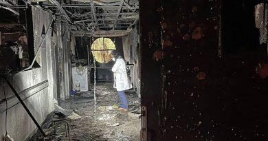 Incendio en Hospital de Villavicencio no afectará remisión de pacientes desde Vichada