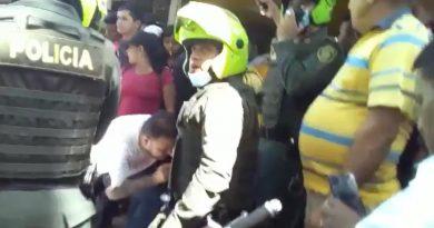 [Video] Con ayuda de la comunidad, capturaron en Inírida a responsable de hurto con arma de fuego